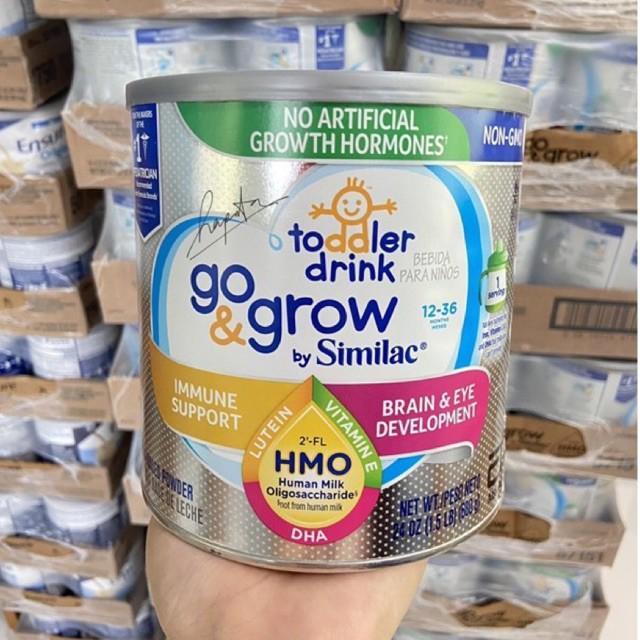Sữa Similac go & grow 680g