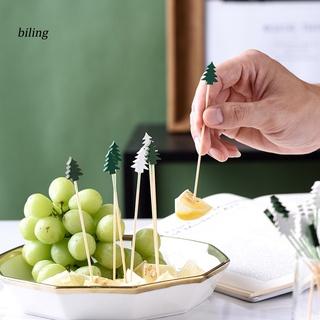 Bl* lightweight cocktail picks appetizers wedding party toothpicks tasteless for home - hình 1
