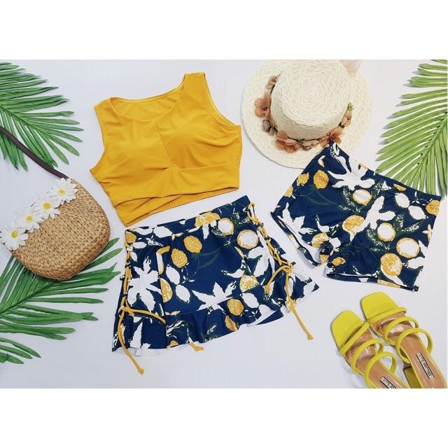 (Hàng cao cấp, có sẵn) Bikini/ đồ bơi 3 chi tiết hàng đẹp - 3563015 , 1160010978 , 322_1160010978 , 550000 , Hang-cao-cap-co-san-Bikini-do-boi-3-chi-tiet-hang-dep-322_1160010978 , shopee.vn , (Hàng cao cấp, có sẵn) Bikini/ đồ bơi 3 chi tiết hàng đẹp