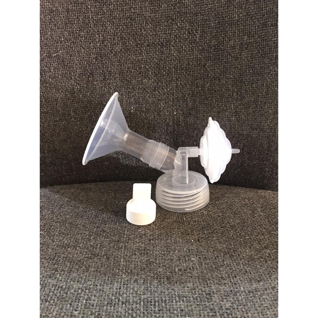 [Mã 267FMCGSALE giảm 8% đơn 500K] [ AVENT ] Phễu hút sữa Size 15/17/19/21 Maymom dùng cho máy hút sữa Avent