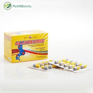 Viên uống bổ khớp , giảm đau nhức xương khớp, thấp khớp - Glucosamin - MediBeauty - Robinson Pharma USA - Hộp 60 viên thumbnail