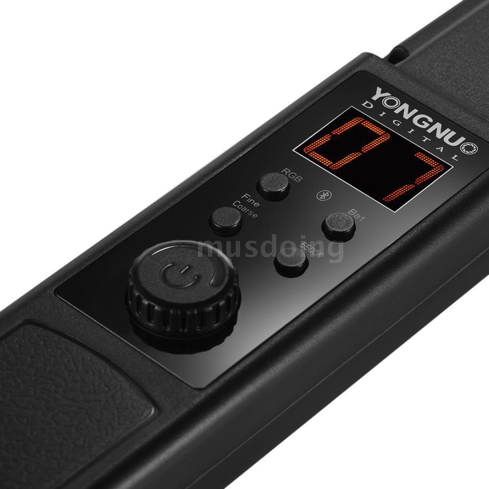 Đèn LED Video YONGNUO yn360 5500k RGB quay video chuyên nghiệp giảm chỉ còn  2,332,847 đ