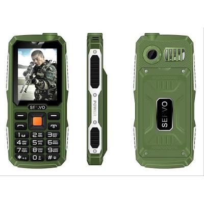 Land Rover K999 điện thoại 4 sim pin khủng