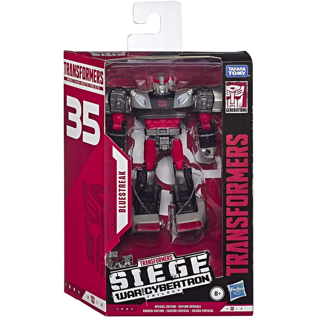Robot Biến Hình Transformers Bluestreak