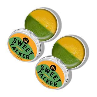 Combo 2 BareSoul Sweet Talker Lip Scrub son tẩy tế bào chết môi 20g hộp