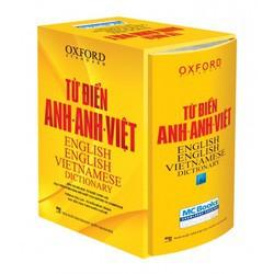 Từ điển Anh - Anh - Việt Oxford