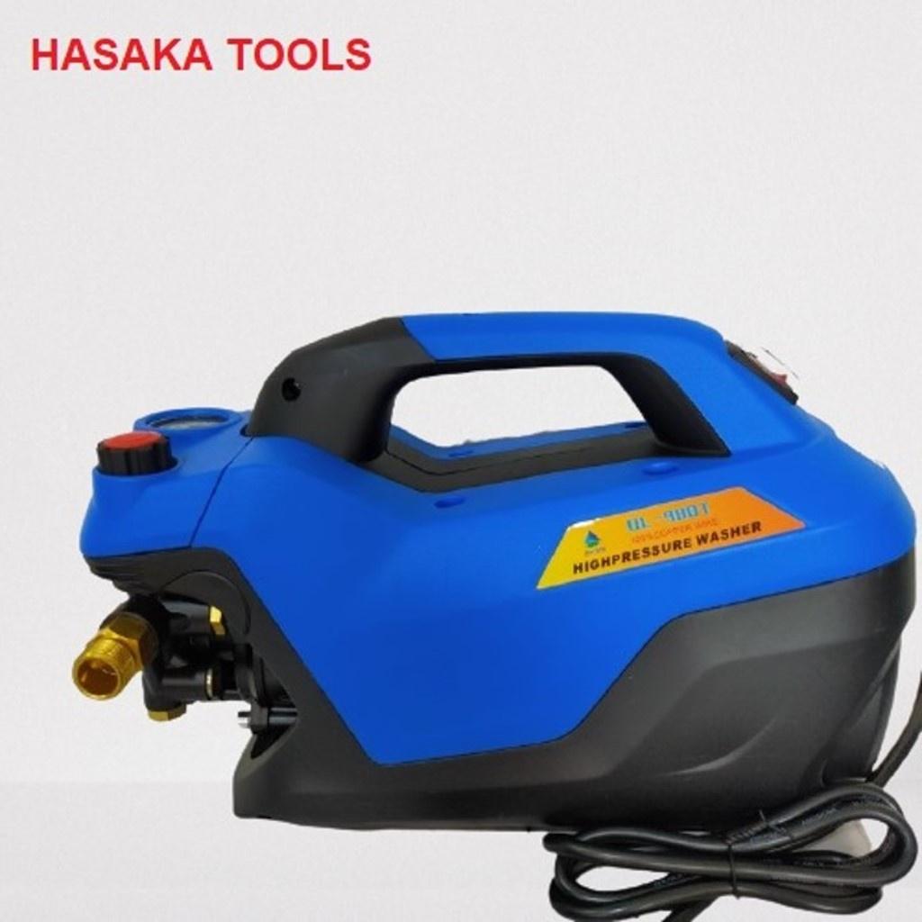 Máy rửa xe gia đình OMAIS QL980T có chỉnh áp,công suất 2800W,chuyên xịt rửa  vệ sinh