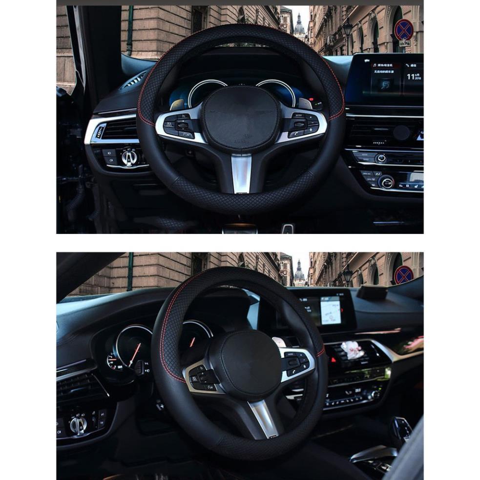 Bọc vô lăng da PU 4s model 2020 phù hợp với hầu hết các loại  xe - Better Car