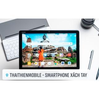 Huawei MediaPad M5 Lite 10inch là máy tính bảng ra mắt năm 2018 Bản Quốc tế