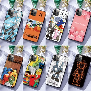 Huawei Mate 9 10 20 Pro Soft Case Cover Silicone Phone Casing KAWS