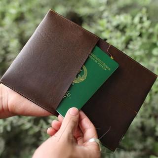 Hình ảnh Túi Passport Đựng Hộ Chiếu Thời Trang LAZA L001-1