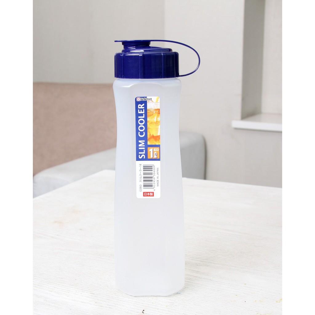 Bình nước nhựa Nakaya 1L Nhật Bản