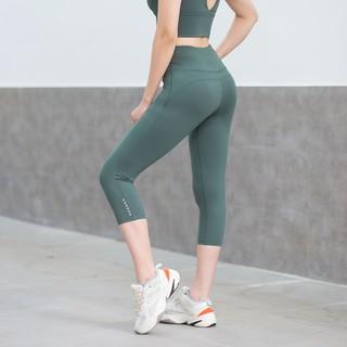 [Mã SKAMCLU7 giảm 10% tối đa 50K đơn 0Đ] Quần lửng Nữ tập Gym, yoga, aerobic thumbnail