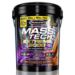 Mass Tech Extreme 2000 22lbs (10kg) – Tăng cân – tăng cơ nhanh
