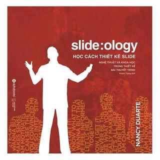 Sách - Slideology Học cách thiết kế slide thumbnail