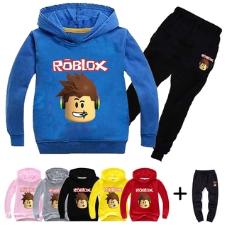 Cute New Children's Casual Hoodie Pullover + Pants Two-piece Popular Printed Pattern Children's Suit