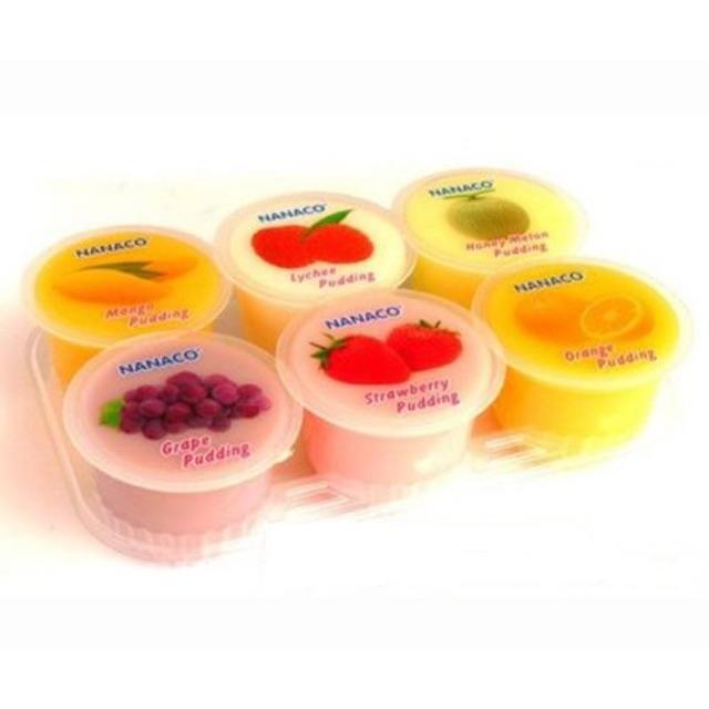 Thạch rau câu trái cây Nanaco Thái Lan (vỉ 6 hộp) - 21504105 , 650165809 , 322_650165809 , 45000 , Thach-rau-cau-trai-cay-Nanaco-Thai-Lan-vi-6-hop-322_650165809 , shopee.vn , Thạch rau câu trái cây Nanaco Thái Lan (vỉ 6 hộp)
