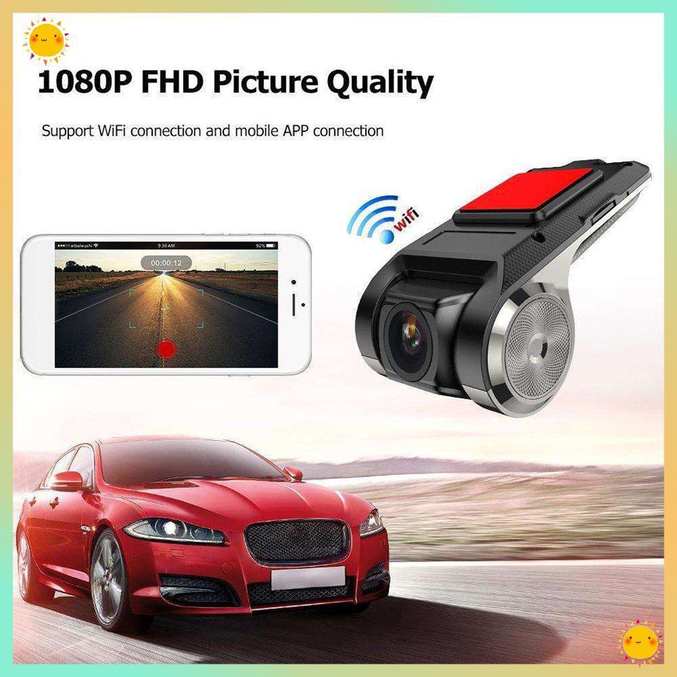 Camera Hành Trình 1080p 150 Độ Cho Xe Hơi