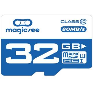 Yêu Thích[ Ưu đãi độc quyền ] Thẻ Nhớ Magicsee 32GB/64GB Tốc Độ Đọc Class 10 [ Ưu đãi độc quyền ]