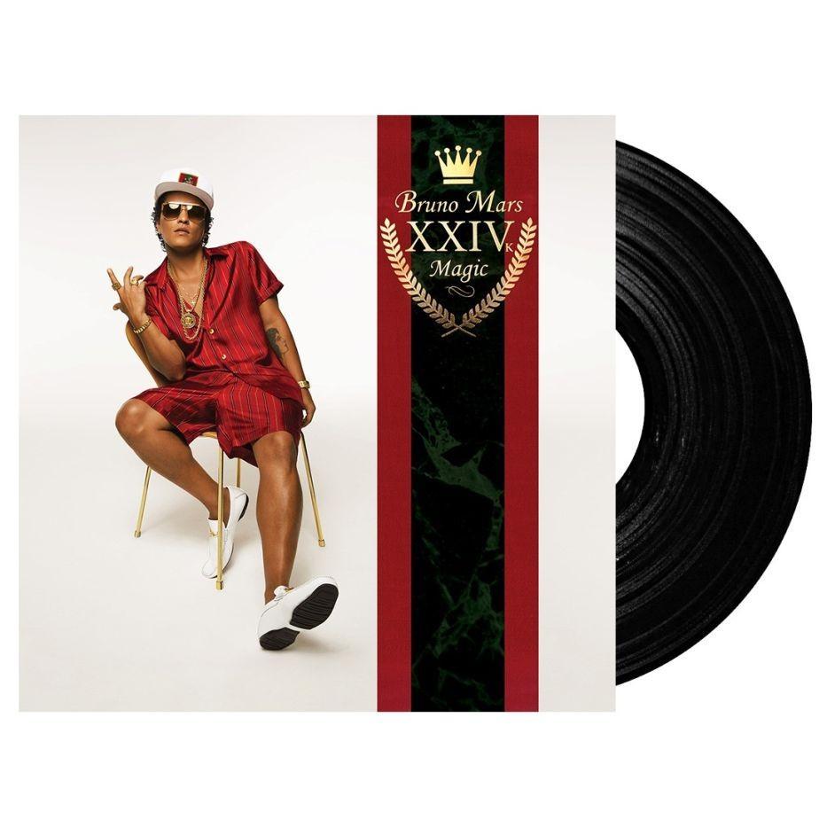 Bruno Mars - 24K Magic (Vinyl - LP) - Đĩa Than - 3570423 , 1011104919 , 322_1011104919 , 780000 , Bruno-Mars-24K-Magic-Vinyl-LP-Dia-Than-322_1011104919 , shopee.vn , Bruno Mars - 24K Magic (Vinyl - LP) - Đĩa Than