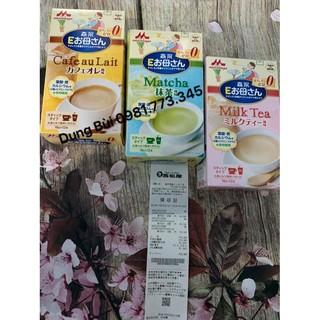 COMBO sữa Bầu Morinaga( đầy đủ 3 vị matcha, trà sữa, cà phê) + DHA morinaga cho bà bầu thumbnail