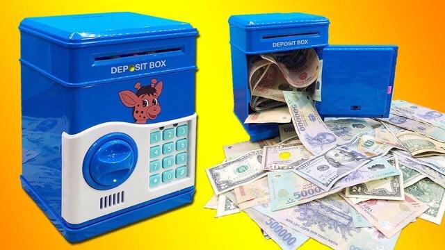 Két tiền mini cho bé ( 24 x 14 x 13cm)