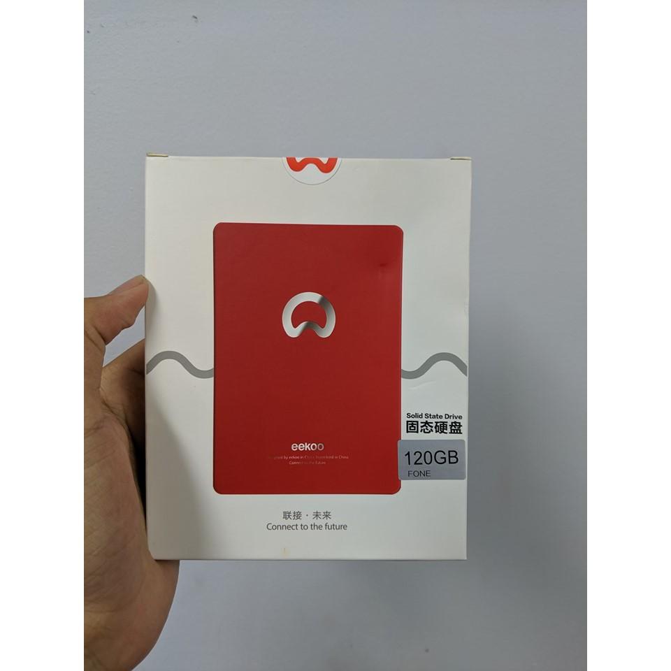 Ổ CỨNG SSD EEKOO 120GB – 2.5IN – SATA3 6GB/S- ĐỌC GHI TỐC ĐỘ CAO Giá chỉ 360.000₫