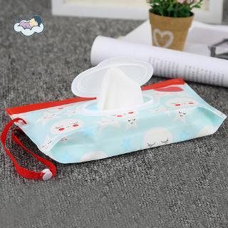 Túi đựng khăn giấy ướt kháng nước tiện lợi cho bé