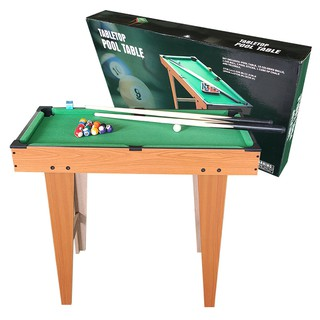 Đồ chơi bàn Bi-A bằng gỗ Table TTP-69 chân cao kích thước 70x40x60cm rèn luyện tư duy phù hợp mọi lứa tuổi thumbnail