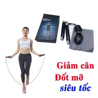 [freeship] Dây nhảy tốc độ giảm cân đốt mỡ, Nhảy dây thể lực tập thể dục thể thao tập gym giảm béo hiệu quả