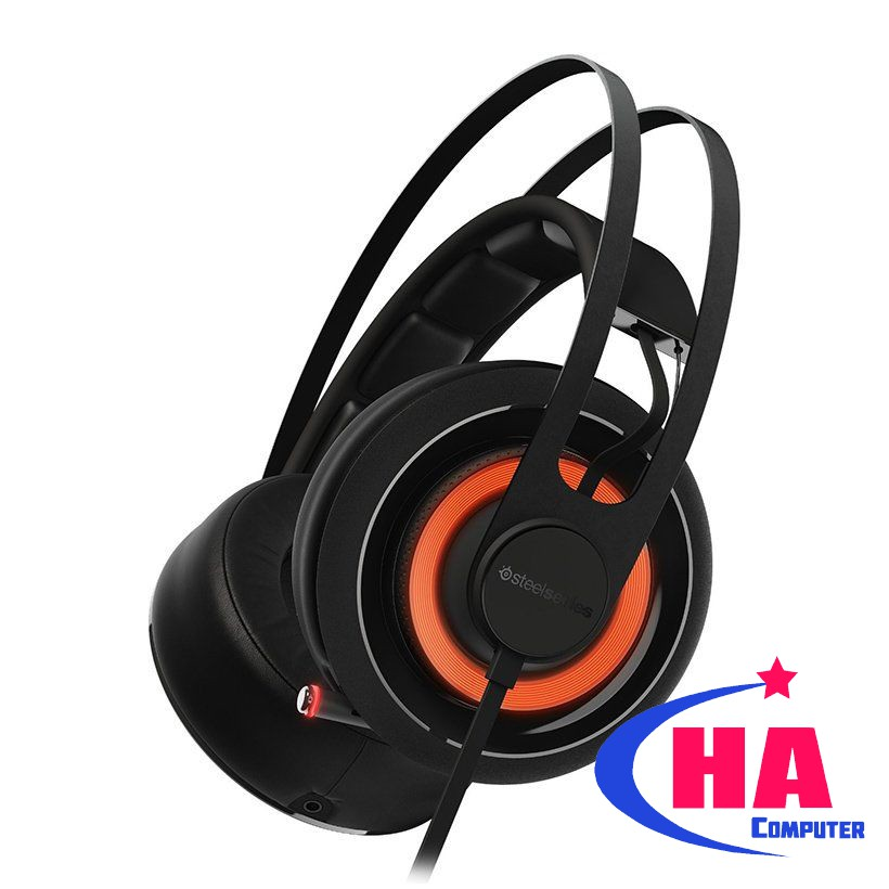 Tai nghe SteelSeries Siberia 650 Black (51193)- giá cực sốc Giá chỉ 2.009.000₫