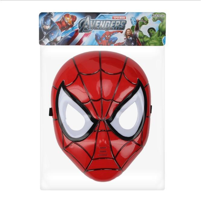 Đồ chơi trẻ em bộ mặt nạ siêu nhân nhện đỏ - 2649367 , 1151270834 , 322_1151270834 , 99000 , Do-choi-tre-em-bo-mat-na-sieu-nhan-nhen-do-322_1151270834 , shopee.vn , Đồ chơi trẻ em bộ mặt nạ siêu nhân nhện đỏ