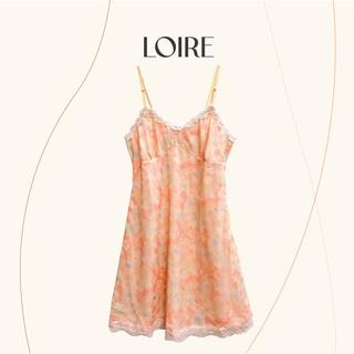 Váy Ngủ Sexy Viền Ren Cao Cấp Loirechic LSL07 thumbnail