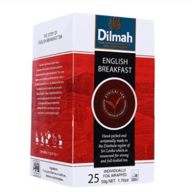 Trà buổi sáng Dilmah 50g