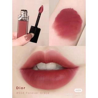 [Rẻ vô địch] Son kem Pháp Dior 558