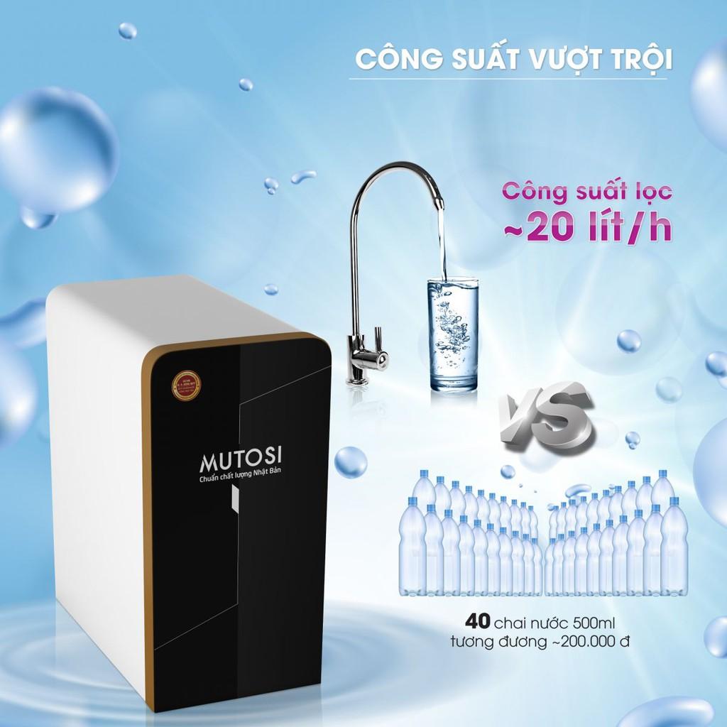 Máy lọc nước để gầm Mutosi MP-370U-HÀNG CHÍNH HÃNG | Shopee Việt Nam