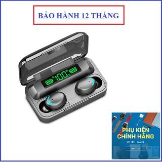 Tai nghe True Wireless Amoi F9 PRO Bluetooth 5.0 Bản Quốc Tế Cảm Ứng Chống Nước . thumbnail
