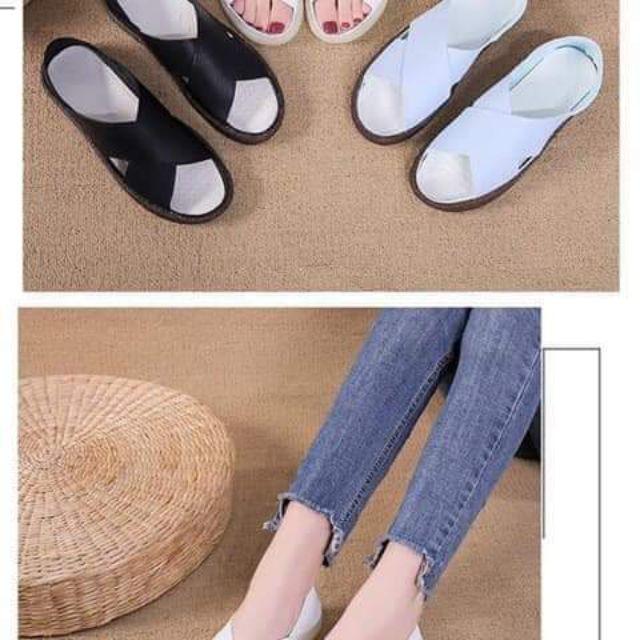 Dép sandal xuất Hàn