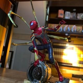 "Mô Hình Spider Man ""End Game"" Version"