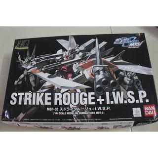 Mô hình lắp ráp HG SEED 1/144 Gundam Strike Rogue + IWSP Pack