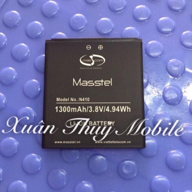 Pin điện thoại Masstel N410