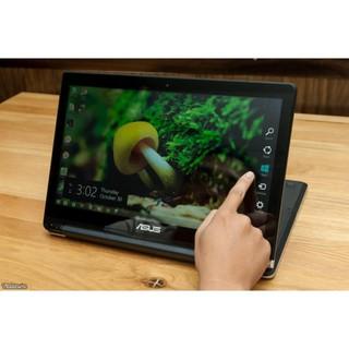 Laptop đồ hoạ xoay lật 360 cảm ứng . màn 15,6inch Mới 98%