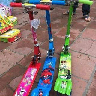 ( SIÊU GIẢM GIÁ ) Xe trượt scooter 3 bánh cho bé