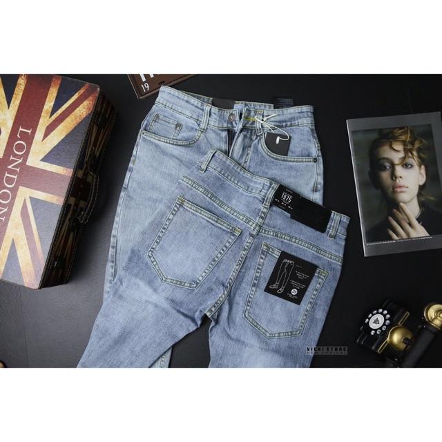 Quần Jeans Nam – Phom Slim Fit