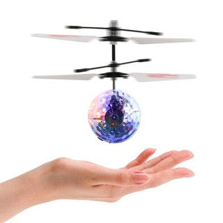 Flying Balls for Kids Hand Induced Flight, RC Flying Ball Drone Helicopter