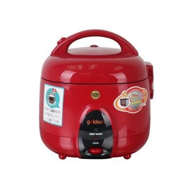 Nồi cơm điện Goldsun nắp Gài 3D 1,5 lít ARC-G150GP Màu đỏ - 3610451 , 1239344756 , 322_1239344756 , 783000 , Noi-com-dien-Goldsun-nap-Gai-3D-15-lit-ARC-G150GP-Mau-do-322_1239344756 , shopee.vn , Nồi cơm điện Goldsun nắp Gài 3D 1,5 lít ARC-G150GP Màu đỏ