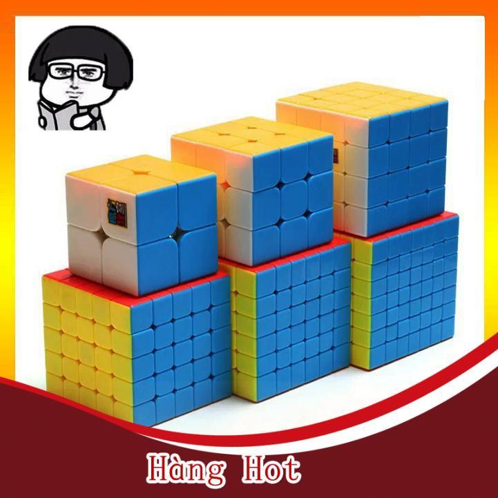 (Giảm Mạnh) Rubik 2×2, 3×3, 4×4, 5×5, 6×6, 7×7, Rubik Megaminx, Skewb, Square-1, Rubik Tam Giác – Rubik Không Viền Cao C