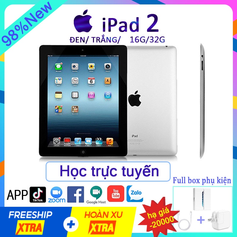 máy tính bảng Pad 2 Chính Hãng tablet 16G/32G Wifi Quốc tế Máy tính bảng cũ giá rẻ Bảo hành 12 tháng