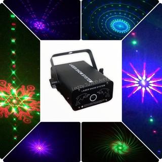 Đèn Laser hoa ảo