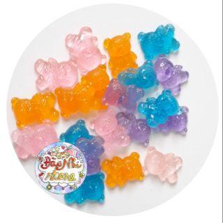 Charm gummy/charm slime/tuyết nhân tạo